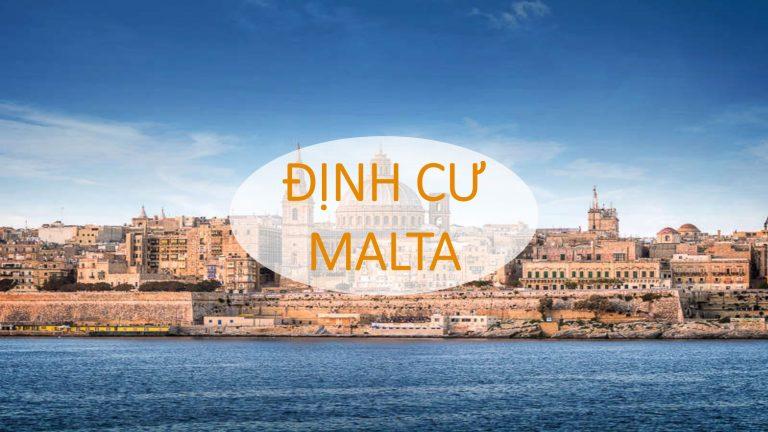 ưu đãi khi định cư tại malta