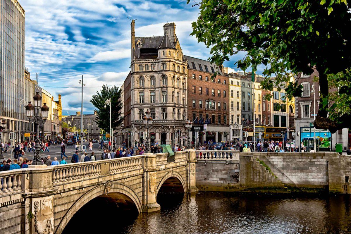 Đầu tư định cư Ireland, trở thành công dân Châu Âu