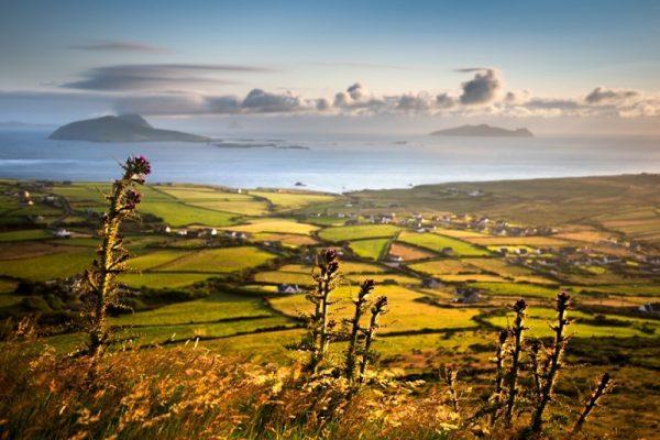 Phong cảnh ở Ireland