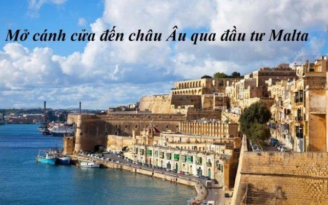 Chất lượng sống định cư Malta