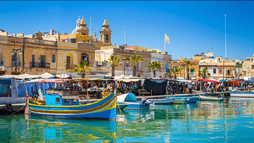 chính sách thuế malta