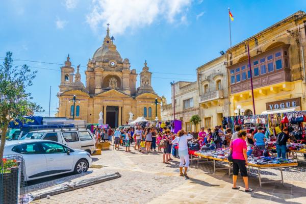 chi phí sinh hoạt Malta