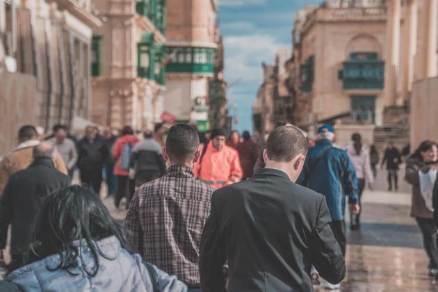 tìm việc ở Malta 2021