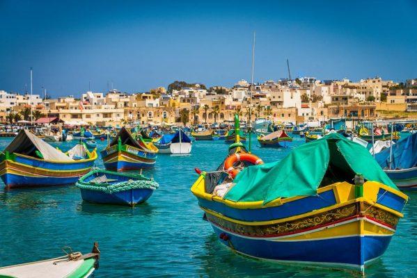 Malta đầu tư vào làng chài Marsaxlokk
