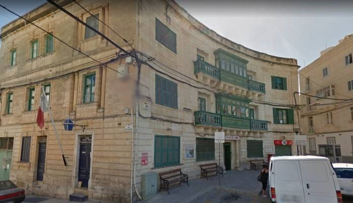 Trung tâm y tế Gzira trước khi được cải tạo