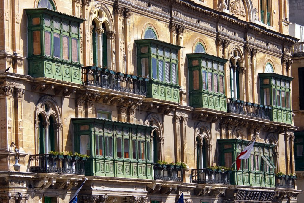 Bất động sản Malta